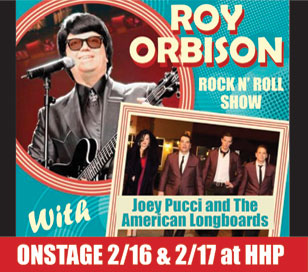 ROY ORBISON ROCK 'N' ROLL SHOW in Hunterdon Hills Playhouse