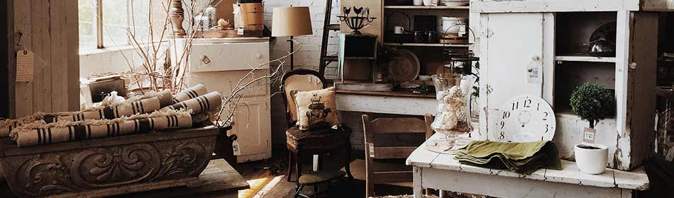 Antique Stores, Vintage Goods in the Abington, Montgomery County PA area
